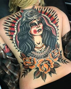 #tattoo by @midwestphil ............#traditional #traditionaltattoo #traditionalartist #oldtattoo #oldschooltattoo #tattooartist #tattooart #tattoos #ink #inked #classictattoo | Artist: @traditionalartist