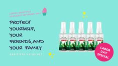 Limited Quantities, and available September only! Protect yourself, your friends, and your family. Cactus extract keeps your hand moisturizing and soft. Citrus scent from natural lemon oil.  Highly moisturizing, non-sticky and non-greasy.  Fast absorption rate! #staysafe #handsatizer #hand cleaner #labordaysale #labordaydeals #specialdeals #kbeauty #koreancosmetic Value Set, Dr Jart, Lemon Oil, K Beauty, Special Deals, Your Family, Hand Sanitizer, Cactus, Moisturizer
