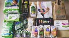 Prepping the fun for our #SeventhGeneration Healthy Baby Home Party Kit!  #healthybaby #homeparty #healthybabyhomeparty #healthybabyhomepartykit #seventhgeneration #comeclean #freesample #generationgood #gotitfree #seventhgenerationbaby