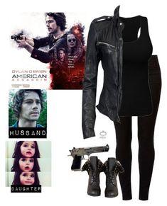 "Me in ""American Assassin"""