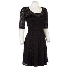 Sleeveless Pleated Bodice Dress @ Burlington Coat Factory ...