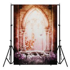 5X7ft Día de San Valentín Álbum de fotos de vinilo Antecedentes Photo Studio Props