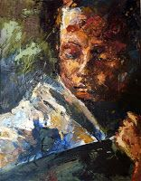 Comfort | 2011 Oil on canvas | 350 x 450 #RosKochArt