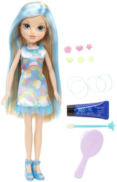 Dolls la dee da cutie pops moxie girls on pinterest - Moxie girlz pagine da colorare ...