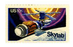 1974, Skylab, United States