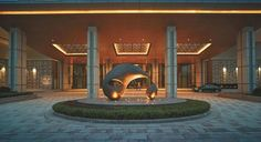 shangrila hotel porte cochere - Google Search