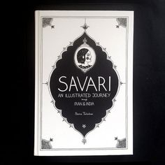 """SAVARI – an illustrated journey through Iran & India. A journey with the sketch book of illustrator Bianca Tschaikner """"What I found in Iran seemed. Iran, Sketches, Journey, India, Drawings, Handmade Gifts, Illustration, Cards, Etsy"""