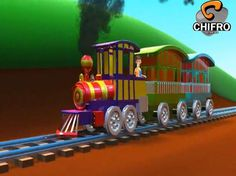 Join us in #train of #learning with #technology in 3d #nursery #Rhymes.