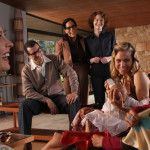 An American in Rio: Miranda Otto's 50s style in Reaching for the Moon