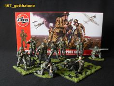 Retro Toys, Vintage Toys, Childhood Toys, Childhood Memories, Forte Apache, Airfix Kits, Plastic Soldier, Toy Soldiers, Old Toys