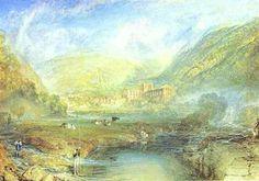 Rievaulx Abbey, Yorkshire - William Turner