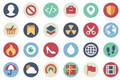 Do tych ostatnio opublikowanych przez Google (na CC BY-SA), Twittera (na CC BY) oraz moich ulubionych (użytych w projekcie tej strony) Nice Icon Set (dostępne na licencji CC Zero) dodajcie sobie k...