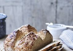 Clodagh McKenna's Recipes | Thyme Herbed Soda Bread