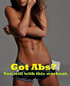 The Greatest Abs Workout in the World