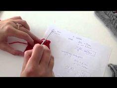 Rękawiczki krok po kroku, część 1 - YouTube