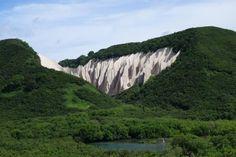 Kuthiny Bata — a unique natural monument of Kamchatka
