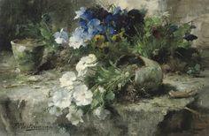 MATIN LUMINEUX: Frans Mortelmans 1865-1936