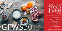 Good Food&Wine Show in Cape Town: Masterchef, food, wine, chefs, workshops!