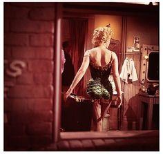 Rare picture of Marilyn in 'Bus Stop' Marilyn Monroe Photos, Marylin Monroe, Georgia, Milton Greene, Sexy, Norma Jeane, Bus Stop, Beautiful Person, Beautiful People
