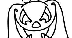 How To Draw A Scary Jack O'Lantern