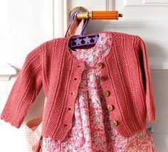Ravelry: Project Gallery for Cupid pattern by Melissa Schaschwary Knitting For Charity, Knitting For Kids, Baby Knitting Patterns, Crochet For Kids, Crochet Baby, Knit Crochet, Baby Barn, Knit Baby Sweaters, Baby Cardigan