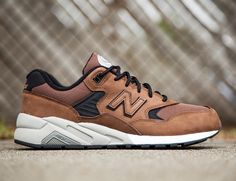 New Balance 580 Elite Edition Revlite: Brown