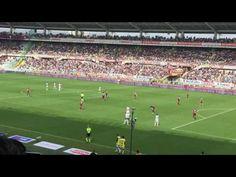 Torino NAPOLI 0 5 GOL LIVE Piotr Zielinski quinto gol 14 maggio 2017 - YouTube