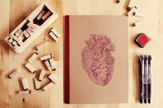 Image of Heart Notebook