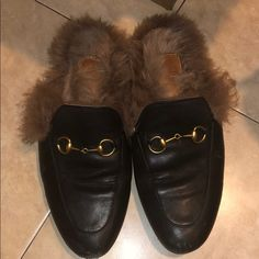 32b26a68c6f 16 Best Gucci fur loafers images
