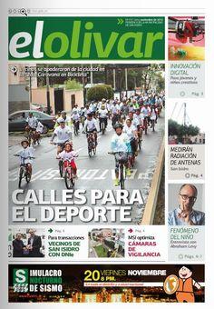 """Periódico """"El Olivar de San Isidro"""" N° 10 - Noviembre 2015"""