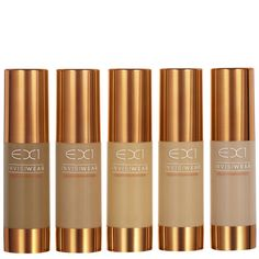 EX1 Cosmetics Invisiwear Liquid Foundation (30ml) (Various Shades) - Supposed to be really good for those with yellow undertones and oily skin