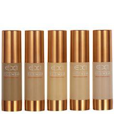 Fond de teint liquide EX1 Cosmetics Invisiwear (30ml) (différentes teintes)