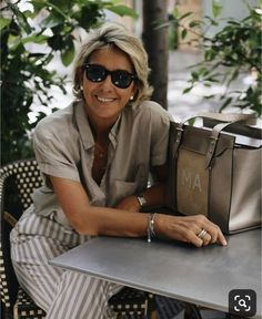The Best Fashion Ideas For Women Over 60 - Fashion Trends 60 Fashion, Plus Size Fashion For Women, Fashion Over 40, Fashion Tips For Women, Fashion Outfits, Fashion Trends, Fashion Guide, Fashion Websites, Fashion Stores