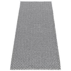 Horredsmattan - Ola sort (50 x 70 cm)