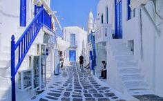 Mykonos Athenes Grece
