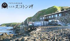 民宿スコトン岬、礼文島
