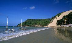Praia de Ponta Negra, Natal (RN)