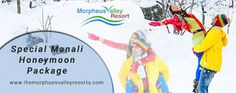 honeymoon packages in Manali
