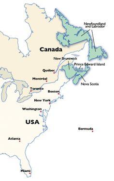 discover canada with these 20 maps nova scotia