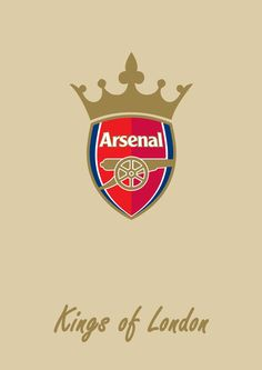 Arsenal football club club badge poster from allposters for Arsenal mural wallpaper