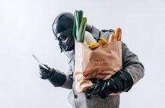Un día en la vida de Darth Vader (Yosfot blog)