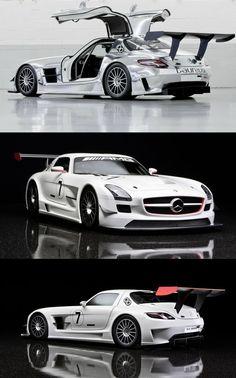 Visit The MACHINE Shop Café... ❤ The Best of Mercedes-Benz ❤ (2013 Mercedes-Benz SLS AMG)