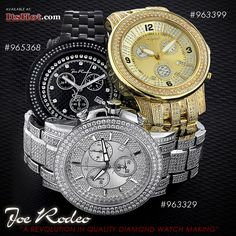 Iike Diamond Watches For Men, Ice Watch, Quality Diamonds, Rodeo, Aqua, My Style, Bling Bling, Mall, Accessories
