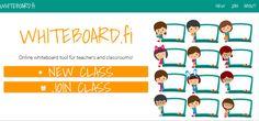 En fantastisk webbtjänst, gratis att använda, och så bra! Tänk dig att alla eleverna har var sin whiteboard i klassrummet, du ritar och skriver ner ett dilemma på tavlan och de ritar, skriver och f…