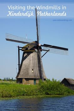 Kinderdijk in the Netherlands in one of the best places to see traditional Dutch windmills. Find out what to do at Kinderdijk and how best to visit the area Europe Travel Outfits, Travel Through Europe, Travel Tips For Europe, Winter Travel, Summer Travel, Summer Europe, Europe Europe, European Vacation, European Destination