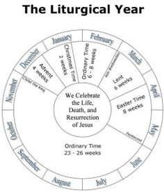 Pin on Church Calendar