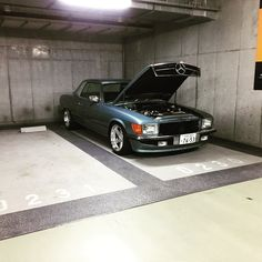 Classic Car News Pics And Videos From Around The World Mercedes Slc, Mercedes Benz E63, Classic Mercedes, True Car, Merc Benz, Bmw E38, Automobile, Old Cars, Luxury Cars