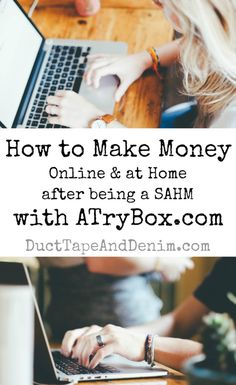 How to Make Money Online: ATryBox.com