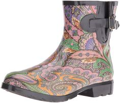 Nomad Women's Droplet Rain Boot * Startling review available here  : Rain boots