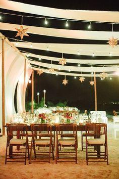 15 Outdoor Night Wedding Reception Ideas with Stunning Lights Marquee Wedding, Tent Wedding, Wedding Reception Decorations, Wedding Backyard, Wedding Receptions, Tent Decorations, Decor Wedding, Marquee Decoration, Wedding Pergola